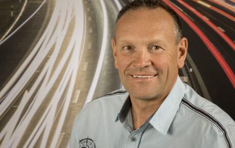 Porträtfoto von Peter Vonwyl, Techniker