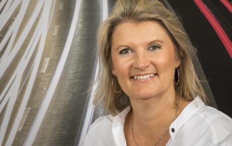 Porträtfoto von Marika Zanella, Leiterin Kundenzentrum Biel