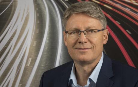 Porträtfoto von Christoph Lötscher, Geschäftsführer