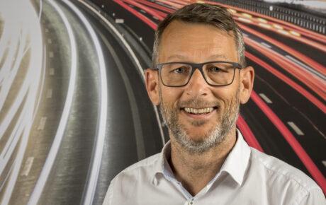 Porträtfoto von Markus Oppliger, Leiter Tankstellen Region Mitteland