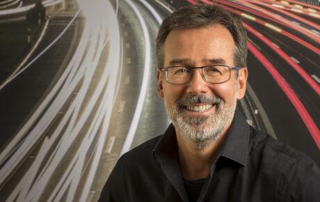 Porträtfoto von Martin Beutler, Leiter Unterhalt und Betrieb