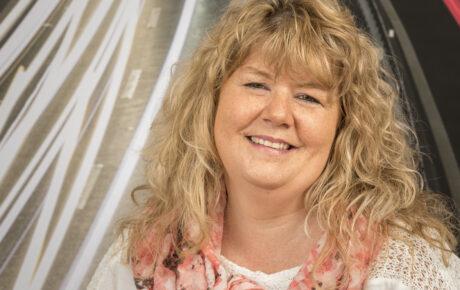 Porträtfoto von Nathalie Wyss Kundenberaterin